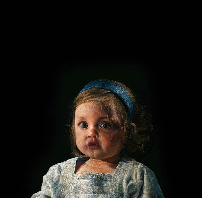 Cornelia 2013 50 x  50 cm - Thomas Kluge